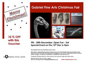 Gabriel Fine Arts Christmas Fair