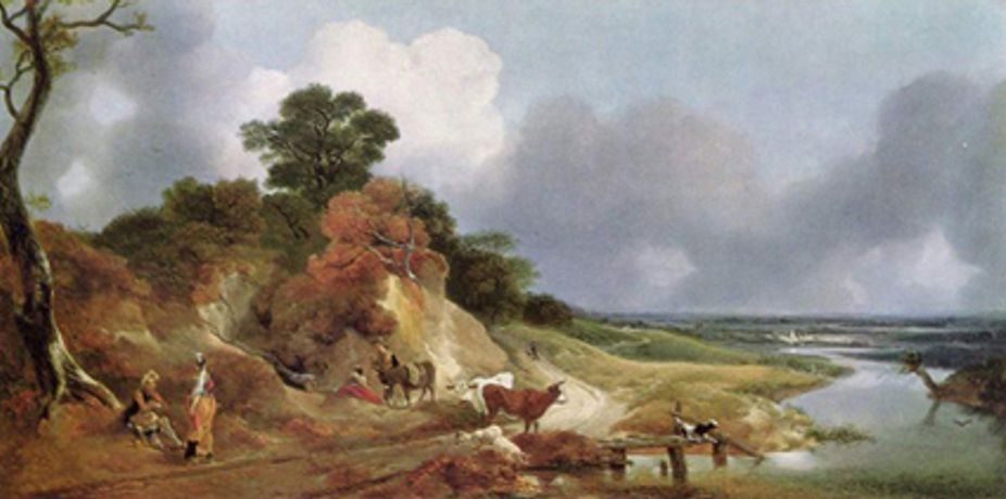 Gainsborough's Landscapes: Themes and Variations: Image 0