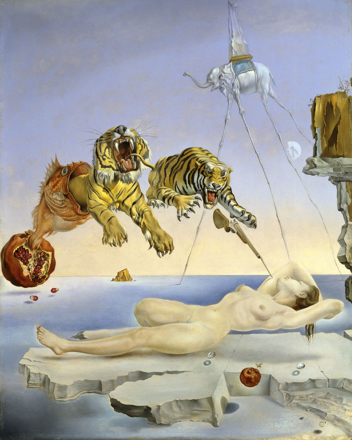 Gala Salvador Dalí. A Room of One\'s Own in Púbol - Exhibition at ...
