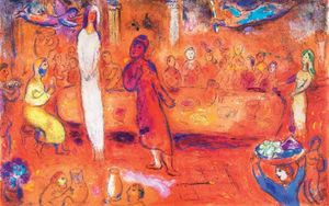 Galerie Michael Celebrates 40th Anniversary of Marc Chagall