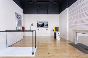 Gallery 31: Bonds installation shot, Photo Tim Bowditch