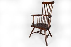 Gallery Talk The Story of the Not-so-Humble Stick Chair by Richard Bebb