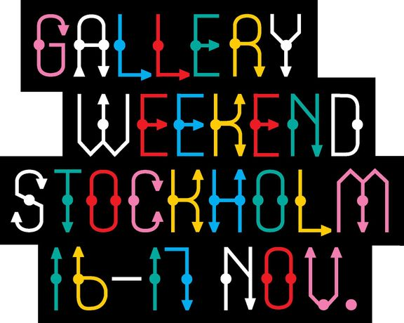Gallery Weekend Stockholm: Image 0