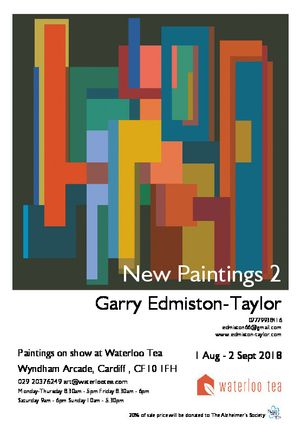 Garry Edmiston- Taylor: New Paintings 2