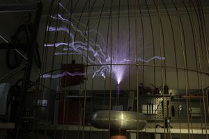 "Garry Hunter and Bo Thorning present Faraday Cage ""Sonic Interface"" Project"