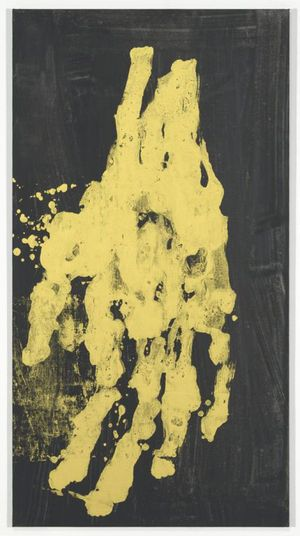 Georg Baselitz: Darkness Goldness