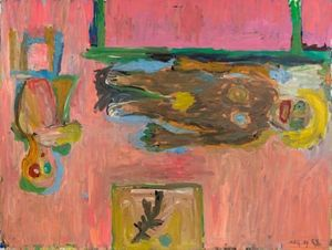 GEORG BASELITZ. I Was Born into a Destroyed Order