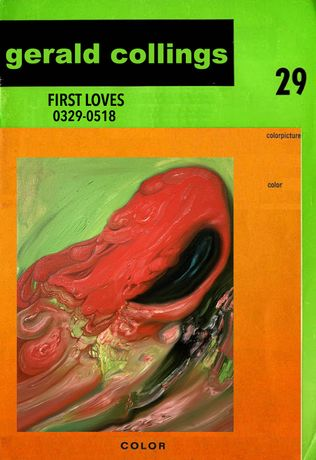 GERALD COLLINGS . First Loves: Image 0