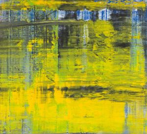 Gerhard Richter, Abstract Painting (809-3), 1994