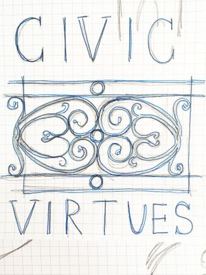 Gili Tal. Civic Virtues