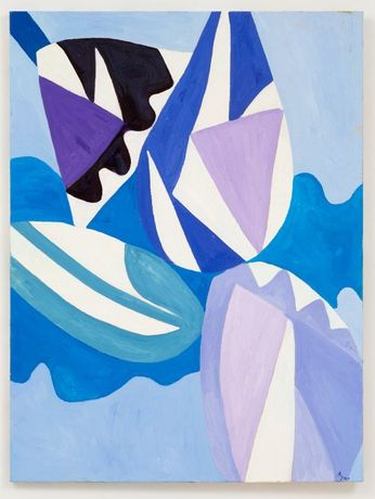 Gillian Ayres: New Paintings and Prints