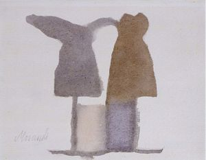 Giorgio Morandi: Lines of Poetry