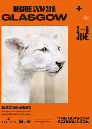 Glasgow School of Art - BA and MFA Degree Show