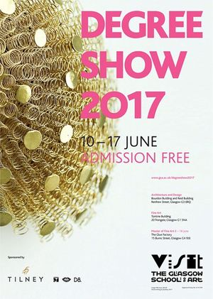 Glasgow School of Art: Degree Show 2017