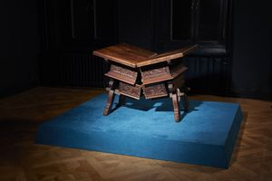 Goldin+Senneby, Banca Rotta (Central Europe, Late Baroque, oak), 2012/2017