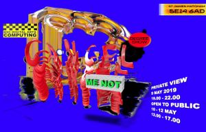 Goldsmiths University of London - BSc Digital Arts Computing Degree Show: 'Cancel Me Not'