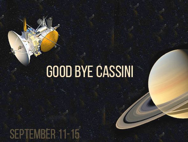Goodbye Cassini: Image 0