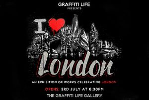 Graffiti Life Present...London