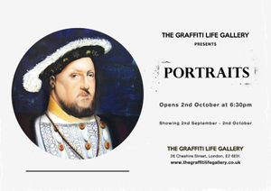 Graffiti Life Presents... Portraits