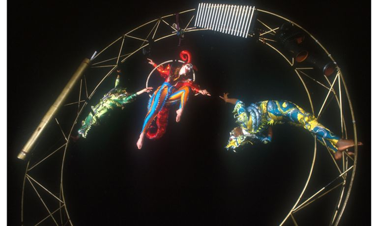 Grand Opening Event - Circus: Performers, Politics and Pop Culture: Image 1