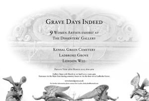 Grave Days Indeed