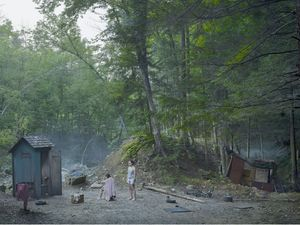The Haircut, 2014© Gregory Crewdson. Courtesy Gagosian