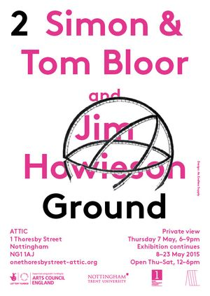 Ground 2: Simon & Tom Bloor and Jim Howieson