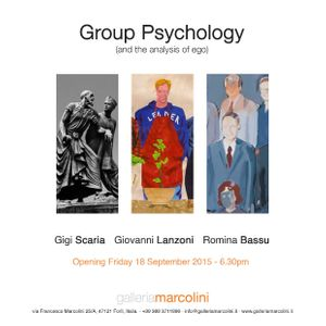 Group Psychology (and the analysis of the ego)