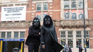 Guerrilla Girls: Is it even worse in Europe?