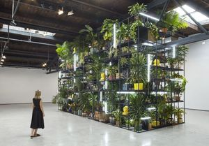 © Rashid Johnson Courtesy the artist and Hauser & Wirth