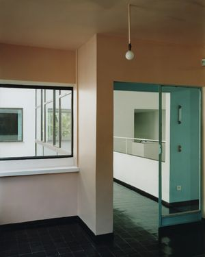 Guido Guidi: »Maison La Roche«, from the series »Le Corbusier - 5 Architectures«, 2003, © 2018 Guido Guidi & Fondation Le Cirbusier/VG Bild-Kunst, Bonn
