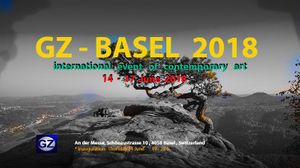 GZ-BASEL 2018  - art event for artists