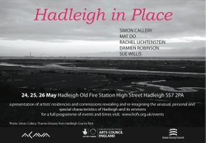 Hadleigh in Place