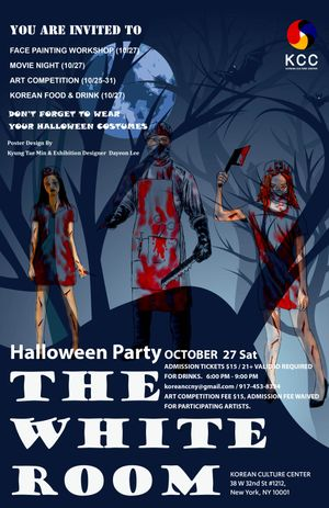 Halloween Party & Art Competition