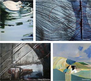 Hampshire Artists' Co-operative - Winter Show