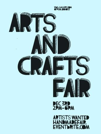 Handmade - Arts and Crafts Fair: Image 0