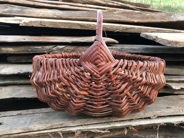 Handmade Basketry  With Vegetable Fibers Course  WITH CARLOS FONTALES: Image 4
