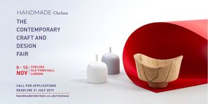 Handmade Chelsea - The Contemporary Craft and Design Fair