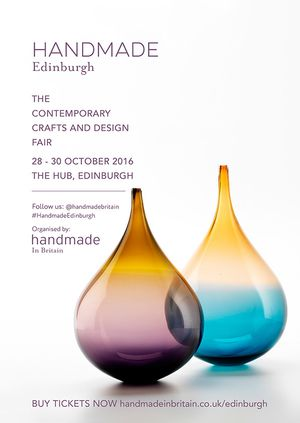 Handmade Edinburgh: The Contemporary Crafts & Design Fair