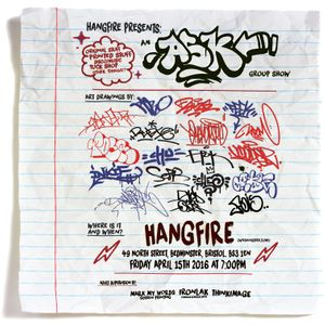 HANGFIRE Presents AN ASK GROUP SHOW