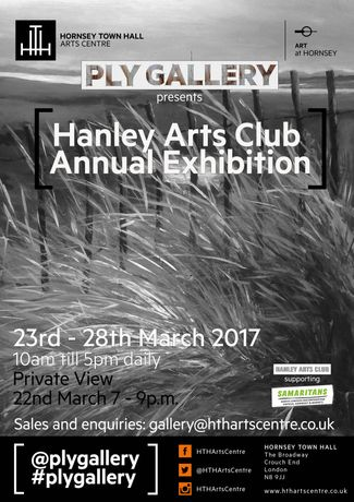 Hanley Arts Club exhibition