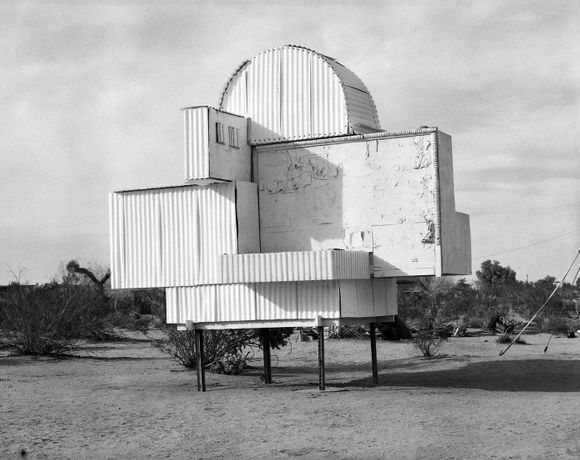 Hannah Collins, The Interior and the Exterior - Noah Purifoy, 2014. Series of 18 prints and sound installation