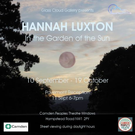 Hannah Luxton: In the Garden of the Sun: Image 1