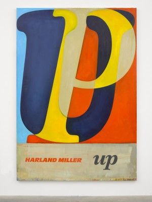 Harland Miller. One Bar Electric Memoir