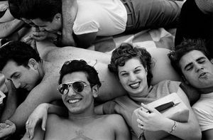 Harold Feinstein. Contagious Optimism