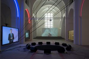 Haroon Mirza: Dancing with the Unknown