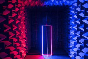 Haroon Mirza: Waves and Forms