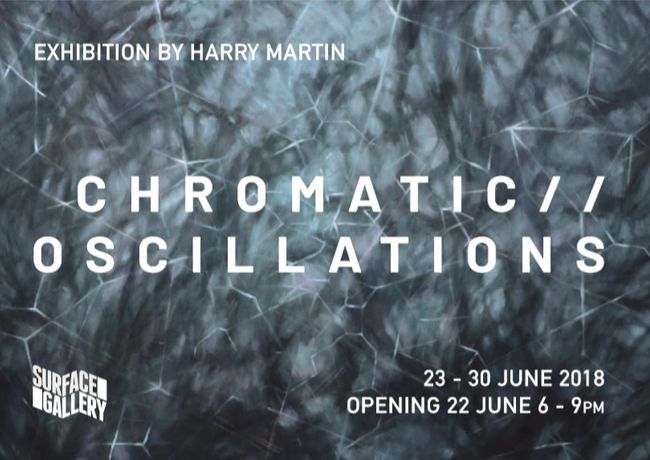 Harry Martin: Chromatic Oscillations: Image 0
