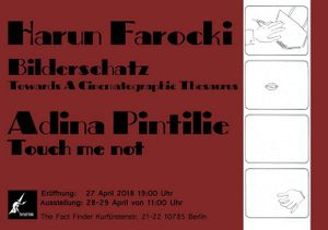 Harun Farocki | Adina Pintilie (The Fact Finder)