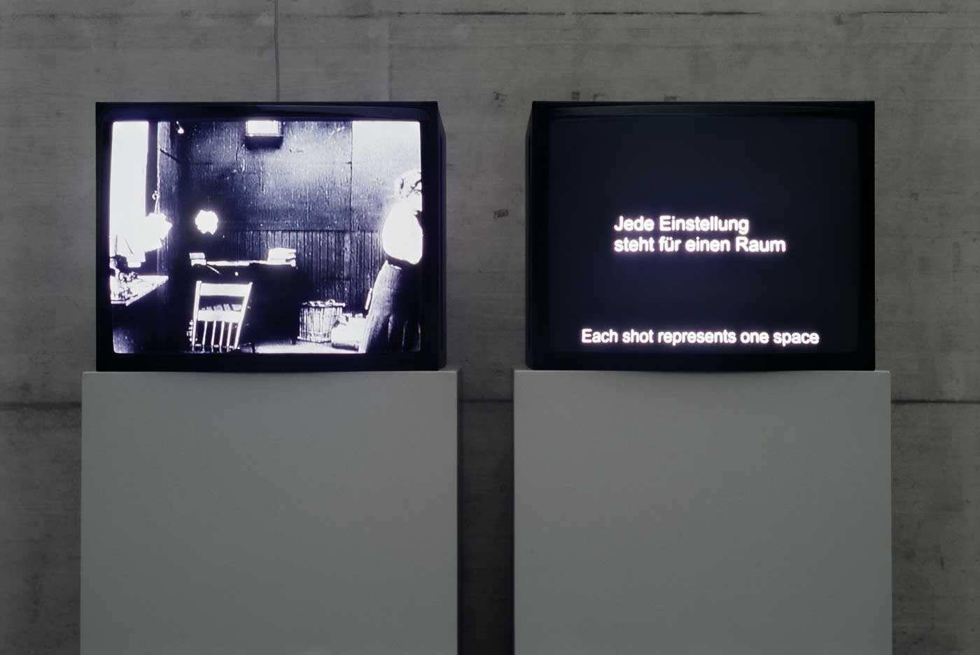 Harun Farocki: Counter Music - Exhibition at Haus der Kunst in Munich